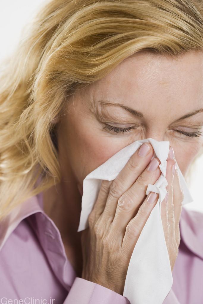 آلرژی و ژنتیک